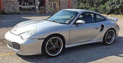 Photo 2003 Porsche 911 Turbo Coupe 996 Turbo