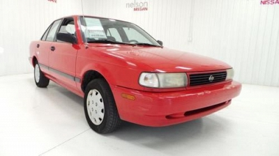 Photo 1994 Nissan Sentra 4D Sedan