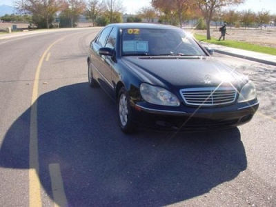 Photo 2002 Mercedes S430 Easy financing terms regardless of credit