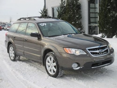 Photo 2009 Subaru Outback Station Wagon 4dr H4 Man 2.5i Special Edtn