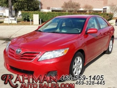 Photo 2011 Toyota Camry Leather seats Bluetooth Alloy wheels