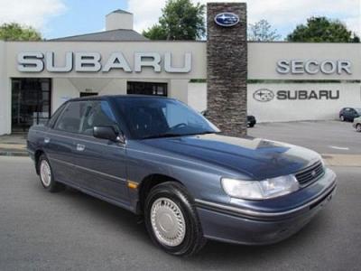 Photo 1993 Subaru Legacy Sedan LEGACY L
