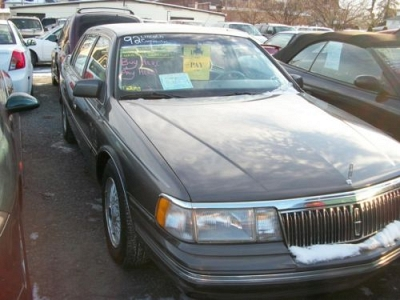 Photo 92 Lincoln Continental Stock4004A Buy Here Pay Here Financing