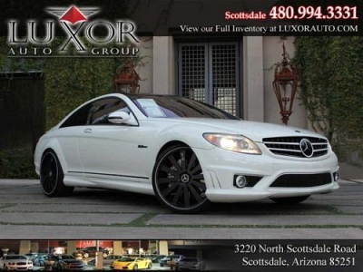 Photo 14515- 2008 Mercedes-Benz CL63 AMG  for sale in Scottsdale AZ