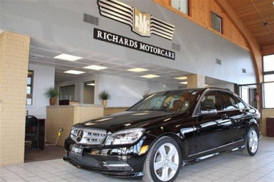 Photo Used 2011 Mercedes-Benz C300 Sport 4MATIC for sale Boston MA 7690