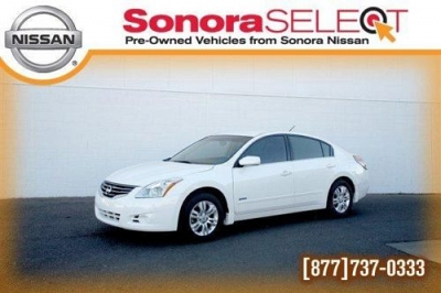 Photo 2010 Nissan Altima 4dr Car Hybrid