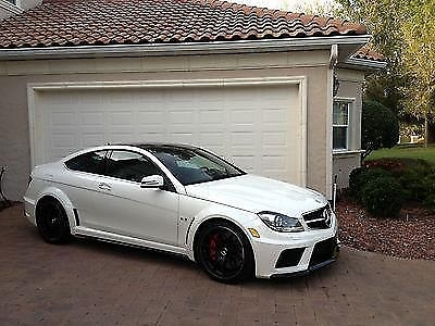 Photo 2012 Mercedes Benz C63 AMG Black Series - TRACK PACKAGE -