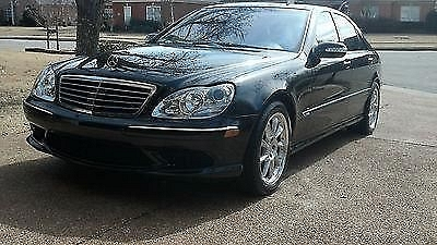 Photo 2003 Mercedes S600 twin turbo V12 72k miles Over 500 Hp