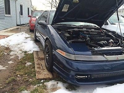 Photo 1991 Mitsubishi Eclipse GSX Hatchback 2-Door 2.0L