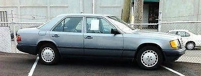 Photo 1989 Mercedes Benz 300E