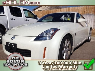 Photo 2004 NISSAN 350Z 2dr Car