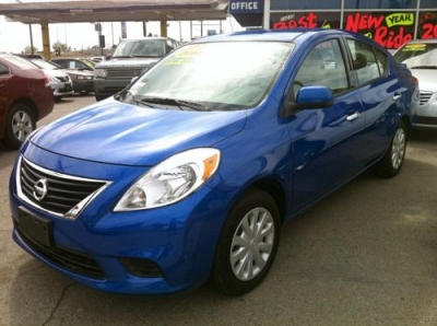 Photo 2014 Nissan Versa 1.6 SV  Only 3,000 miles Gas Saver SALE