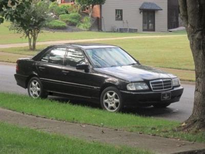 Photo 1998 Mercedes-Benz C-Class C280 Sedan 4D - 138k