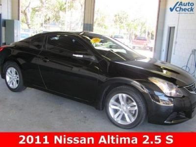 Photo 2011 Nissan Altima 2D Coupe 2.5 S