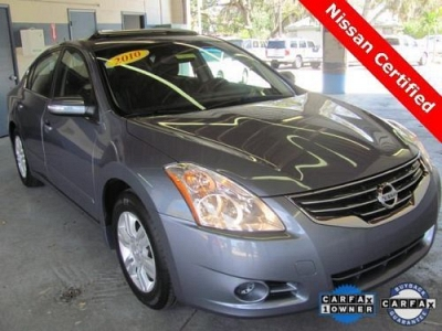 Photo 2010 Nissan Altima 4D Sedan 2.5 SL
