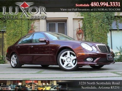 Photo 276592- 2008 Mercedes-Benz E350  for sale in Scottsdale AZ