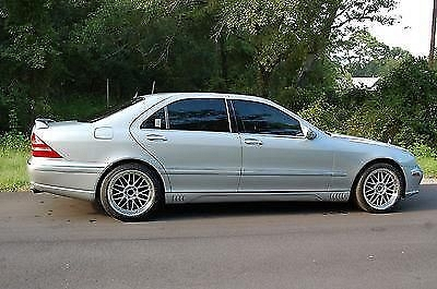 Photo 2000 Mercedes-Benz S500 LORINSER