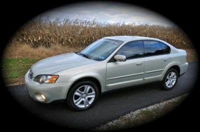 Photo 2005 Subaru LIMITED OUTBACK SEDAN 3.0R