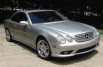 Photo 2003 Mercedes Benz CL55 AMG CLEAN CAR FAX REPORT S500 S550