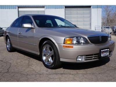 Photo 2002 Lincoln LS Car wPremium Pkg