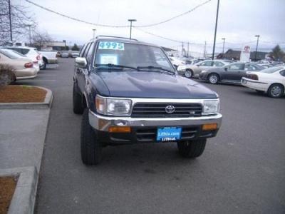 Photo 1994 Toyota 4Runner 4dr 4x4 SR5 V6 3.0L