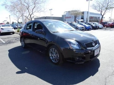 Photo 2011 NISSAN SENTRA 4dr Sdn I4 Manual SE-R Spec V