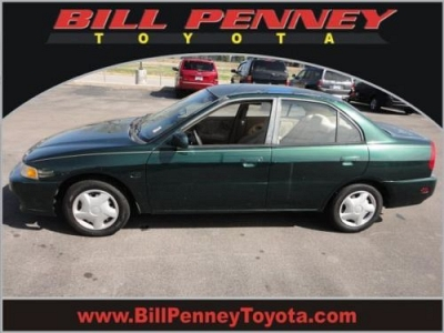 Photo 1998 Mitsubishi Mirage 4 Dr Sedan LS