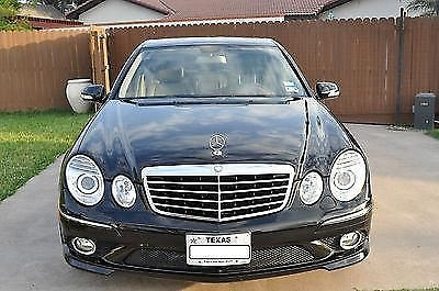 Photo 2009 Mercedes Benz E350 with AMG package low miles, very clean