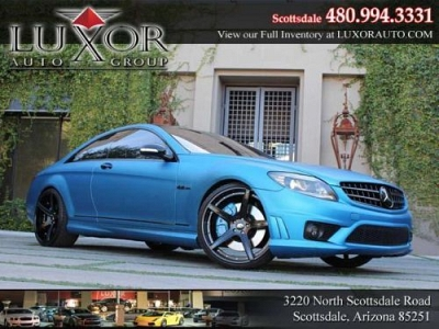 Photo 10540- 2008 Mercedes-Benz CL63 AMG  for sale in Scottsdale AZ
