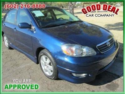 Photo 1033- 2008 Toyota Corolla S for sale in Phoenix AZ
