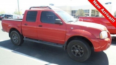 Photo 2003 Nissan Frontier 2WD XE