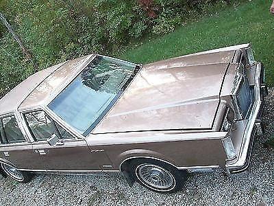 Photo 1981 LINCOLN CONTINENTAL MARK VI 52,103 MILES ORIGINAL NICE CAR