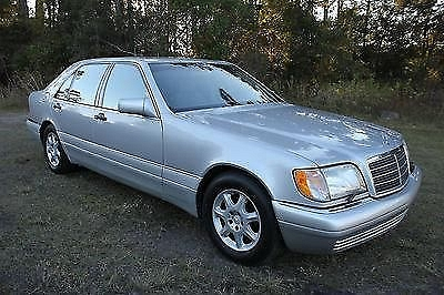 Photo 1995 Mercedes-Benz S500 Sedan 5.0 Power options Sun Roof AC CALL NOW