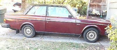 Photo 1981 Volvo 242,240 Coupe, 242 Two Door--Good Condition,