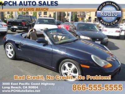 Photo 7117- 1999 Porsche Boxster  for sale in Long Beach CA