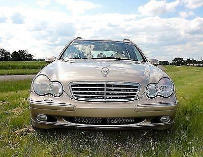 Photo 2002 Mercedes-Benz C320 Sport Wagon - Beautiful  Rare