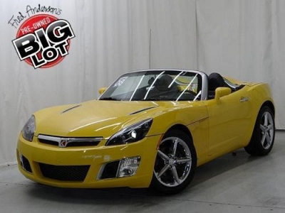 Photo 2008 Saturn Sky 2D Convertible Red Line