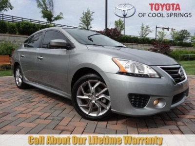 Photo 2013 Nissan Sentra 4 Dr Sedan