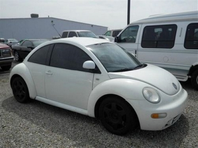 Photo 1999 Volkswagen New Beetle Coupe GLS