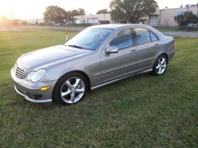 Photo CARS FOR CHEAP 2006 Mercedes-Benz C230WZ Great Deal Great Condition