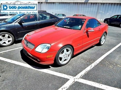 Photo 2001 Mercedes-Benz SLK-Class 2D Convertible SLK230
