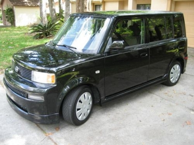 Photo 2006 SCION xB BLACK SAND PEARL 4DR WAGON NEW TIRES CLEAN WATCH VIDEO