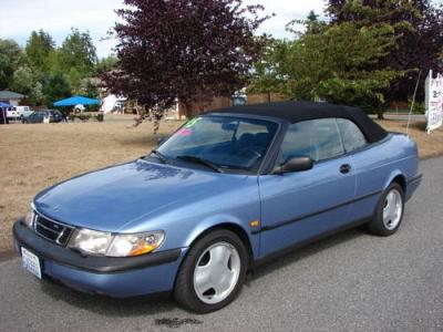 Photo 1995 Saab 900 se, Convt, turbo, VERY CLEAN