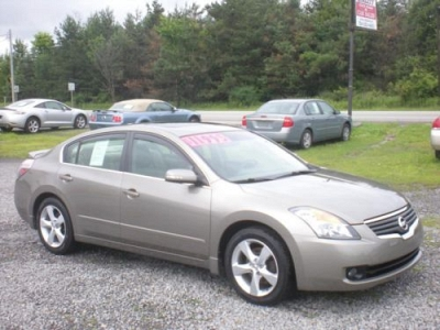 Photo 2007 Nissan Altima 3.5 SL ONE OWNER CLEAN VEHICLE HISTORY IMMACULATE
