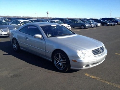 Photo ONE OF THE BEST VEHICLES EVER BUILT  2001 MERCEDES-BENZ CL 600