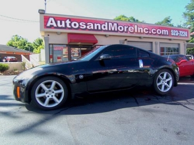 Photo 2003 Nissan 350Z Touring Edition Sport Coupe - 6 Speed Loaded