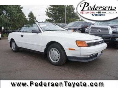 Photo 1989 Toyota Celica  GT