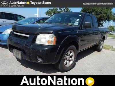 Photo 2003 Nissan Frontier 2WD