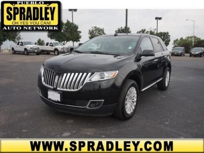 Photo 2013 LINCOLN MKX 4dr Car