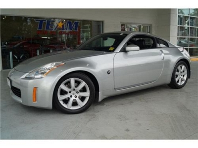 Photo 2005 Nissan 350Z 2D Coupe Touring